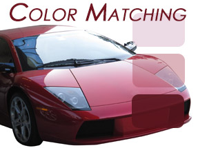Auto-Car-Color-Matching